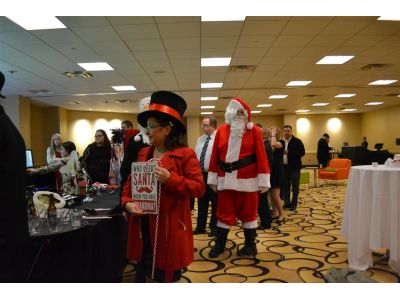 I I Stanley 2015 Christmas Party